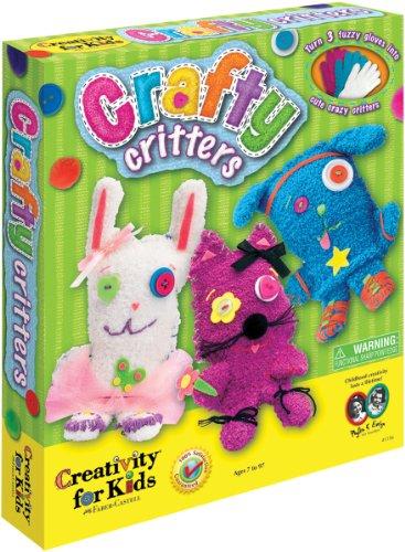 Creatividad para niños Kit Crafty Critters