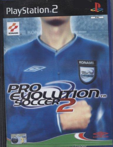Pro Evolution Soccer 2-(Ps2)
