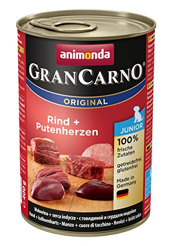 Animonda GranCarno Hundefutter...