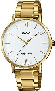 Casio Gold Stainless Steel Women Watch LTP-VT01G-7BUDF
