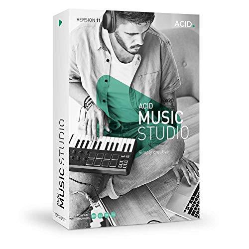 ACID Music Studio 11|11|1|Perpétuel|PC|Disque