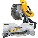 DEWALT 12-Inch Compound Miter Saw Double-Bevel,...