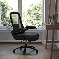 If standard office chairs aren't meeting your specific needs, this Big & Tall executive chair will save the day. Multiple adjustment features combined with a body-friendly design will make this superior chair a must have in your office [_Our chair co...