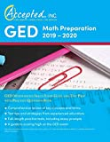GED Math Preparation 2019-2020: GED Mathematics Skills Study Guide and Test Prep