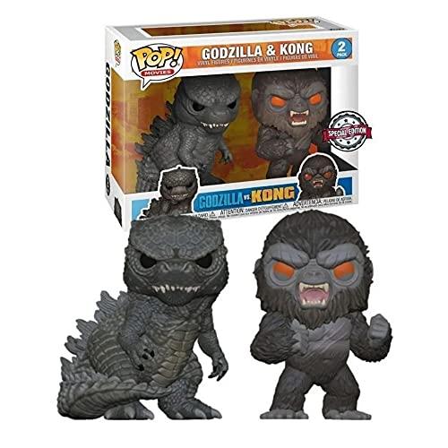 Pop Godzilla vs Kong - Juego de 2 unidades