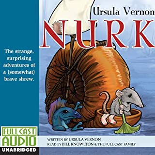 Nurk audiobook cover art