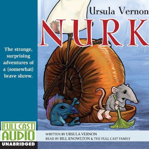 Nurk audiobook cover art