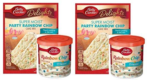 Rainbow Chip Cake Mix