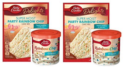 Rainbow Chip Cake Mix