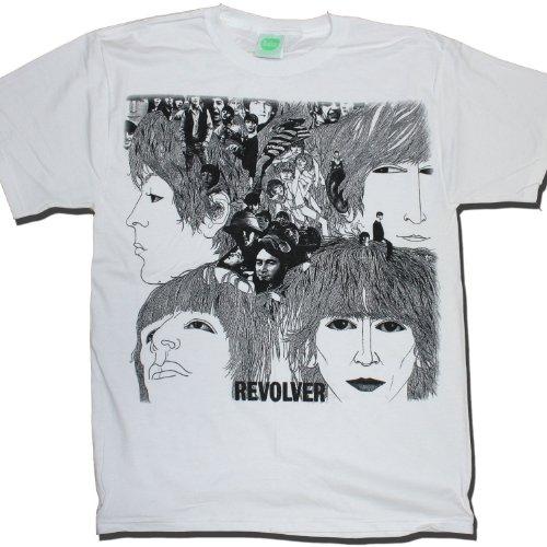 The Beatles T-Shirt - Revolver jumbo print
