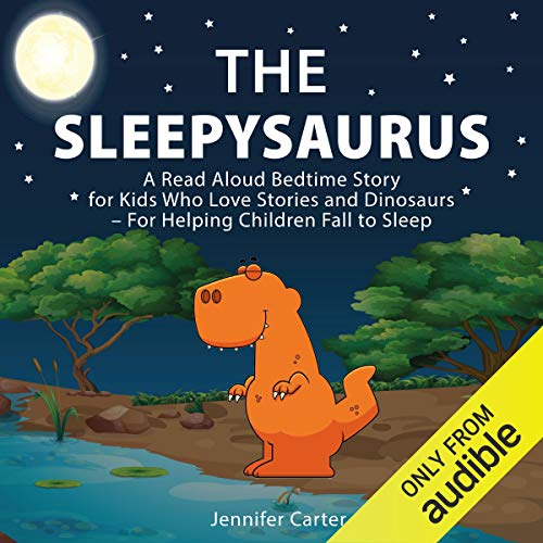 The Sleepysaurus cover art