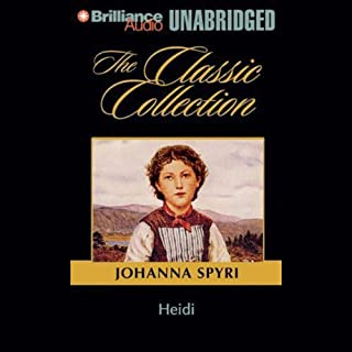 Heidi                   By:                                                                                                                                 Johanna Spyri                               Narrated by:                                                                                                                                 Marnie MacAdam                      Length: 8 hrs and 33 mins     200 ratings     Overall 4.5