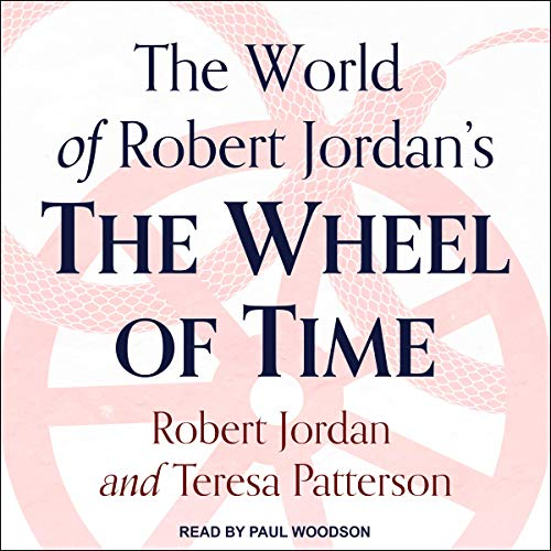 The World of Robert Jordan's The Wheel of Time cover art