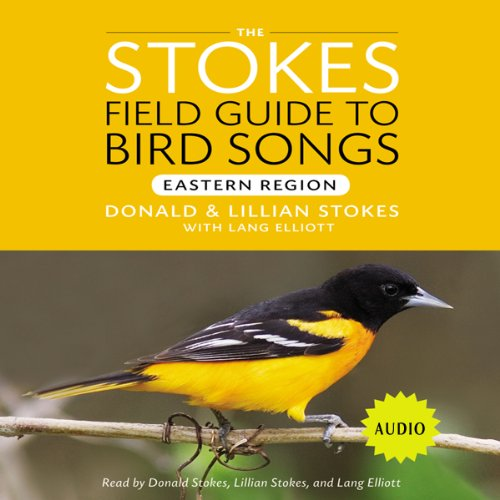 Stokes Field Guide to Bird Songs: Eastern Region  By  cover art
