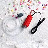Youjin Mini acuario bombas de aire ultra silencioso USB acuario tanque de peces oxígeno bomba de aire para tanque de pesca acuario tanque accesorios
