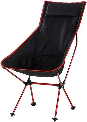 Chaise De Camping, Chaise Pliante Légère portable Compact Pour La Randonnée, Randonnée Pédestre, Pique-Nique, Pêche Avec Sac De Transport