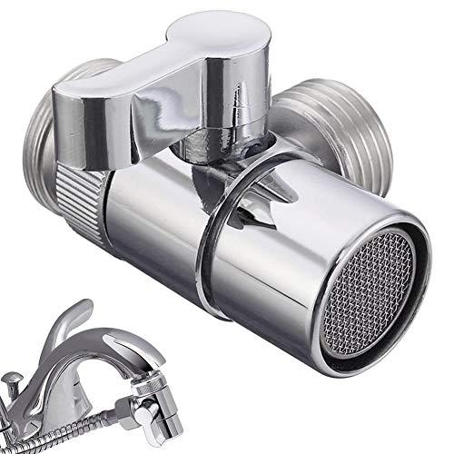 Válvula de repuesto para grifo de ducha, adaptador de grifo para lavabo, baño, cocina, lavadora