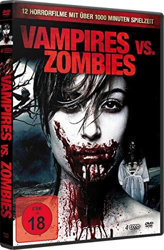Vampires Vs. Zombies [4 DVDs]