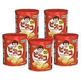 江崎グリコ ビスコ保存缶 30枚 ×5個
