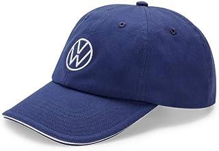 Volkswagen 000084300AT084 Baseball Cap White with VW Logo