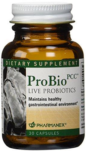 NuSkin Nu Skin Pharmanex ProBio PCC (1 Bottle = 30 Capsules)