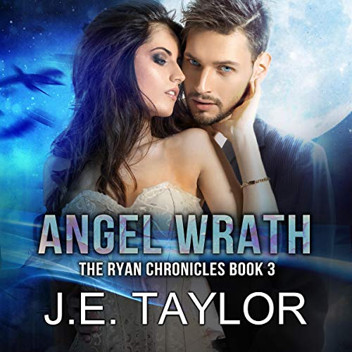 Angel Wrath audiobook cover art