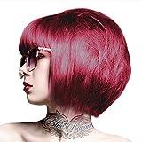 Ruby Rouge, semi-permanentes tintes para el cabello de color - Crazy Color
