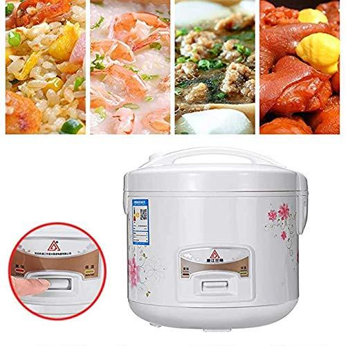 2L Elektrische rijstkoker Alloy Gegoten aluminium Verwarming Pressure Cooker Soup Cake Maker Multicooker Keukenapparatuur
