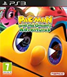 PRE-ORDER! Pac-Man & The Ghostly Adventures HD Sony Playstation PS3...