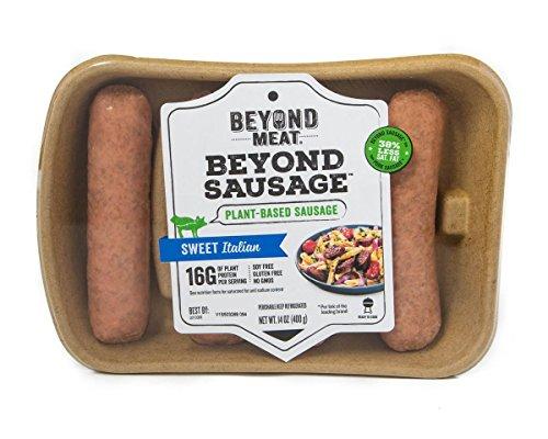 Beyond Meat, Beyond Sausage, Sweet Italian, 14 oz