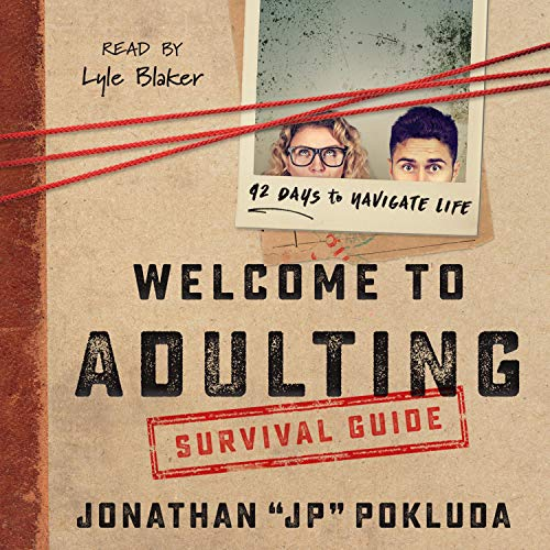 Page de couverture de Welcome to Adulting Survival Guide