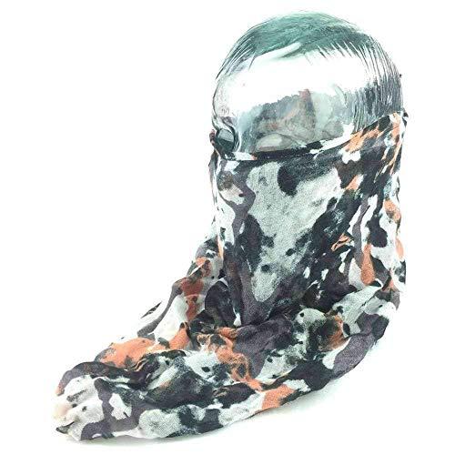 Volcom Scout écharpe PRP Gris – Motif camouflage – Adulte – extérieur Accessoires