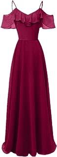 Amazon.es: vestidos de fiesta color vino - Vestidos / Mujer: Ropa
