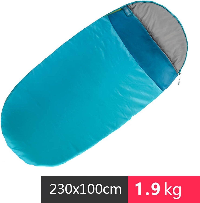 Precio al por mayor y calidad confiable. Sleeping Sleeping Sleeping Bag-LL Saco de dormir, almuerzo en el interior al aire libre Camping al aire libre Four Seasons Adult Travel  Envío 100% gratuito