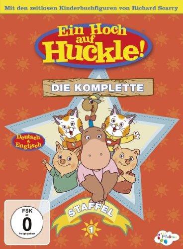 Ein Hoch auf Huckle - Komplettbox (6 DVDs)