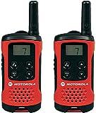 Motorola TLKR T40 Walkie-Talkie, Pantalla LCD,...