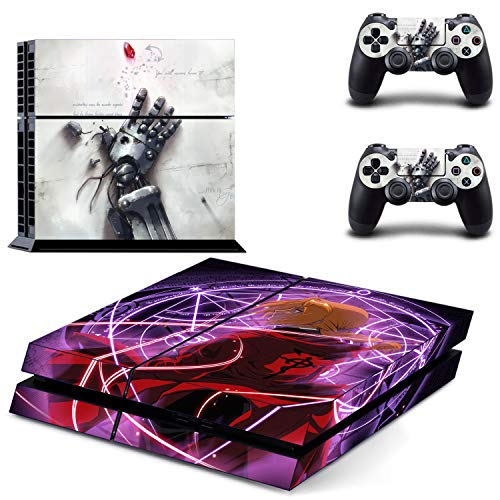 Magic miraculous PS4 Whole Body Vinyl Skin Sticker Decal Cover for Playstation 4 System Console and Controllers by