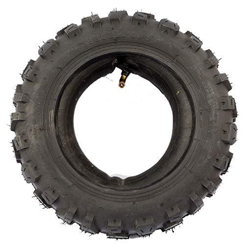 Mach1 Reifen + Schlauch 90/65-6.5 XXL Stollenreifen Elektro und Benzin Scooter Ersatzrad Räder