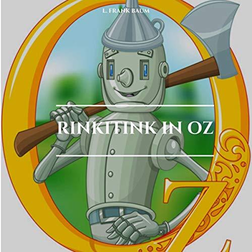 Page de couverture de Rinkitink in Oz