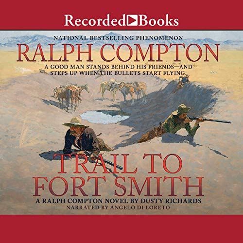 Trail to Fort Smith audiobook cover art