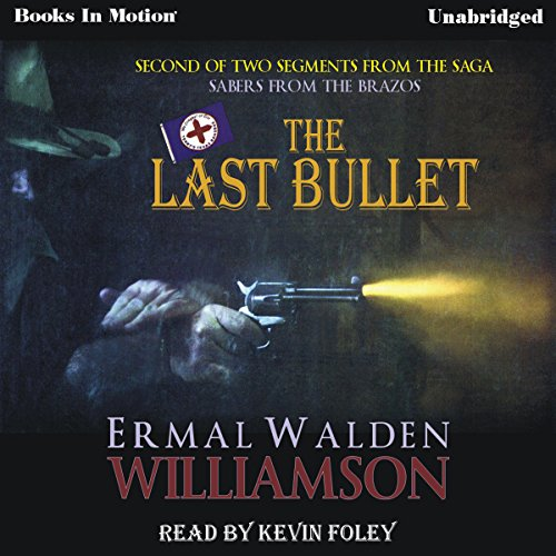 The Last Bullet audiobook cover art