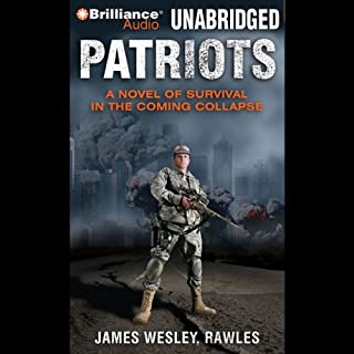 Patriots cover art