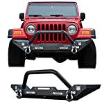Vijay 1987-2006 Jeep Wrangler TJ YJ Front Bumper