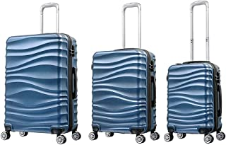 Rich and famous Travel luggage, Trolley Bag, Luggage sets, Suitcase sets of -20/24 /28- with Number Lock for USA travelers...