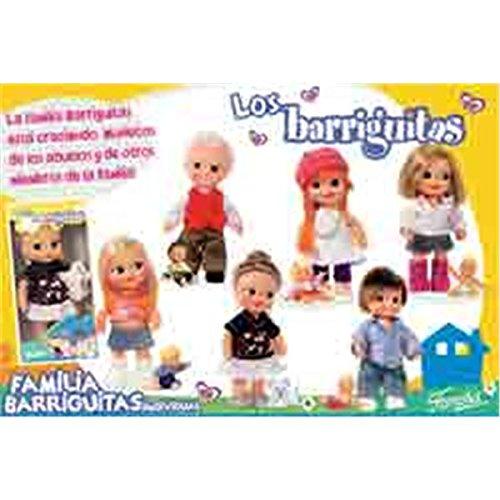 Amazon.es: FEBER Familia Barriguitas Individual: Juguetes y juegos