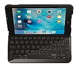 Logi Focus Etui/Clavier pour iPad Mini 4 Noir - Layout Français (AZERTY)