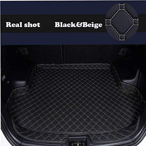 Tronco Mats Liner Guardia Alfombra Del Coche Protector De Mercancías En Forma Fit For Volkswagen Vw T Roc T-ROC 2019 Car Styling Interior Accesorios Coche De La Estera Del Tronco Alfombrilla para male