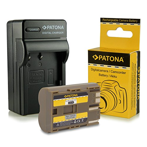Caricabatteria + Batteria BP-511 per Canon PowerShot G1   G2   G3   G5   G6   Pro1   Pro 90 IS   EOS 5D   50D   10D   20D   20Da   30D   40D   300D  