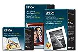 Epson S041913 S041913 Premium Luster Photo Paper for Inkjet - 8.5x11in (Letter)