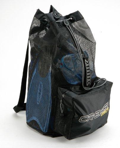 Cressi Unisex - Erwachsene Rucksack Orca Bag, dunkel, GrößeM